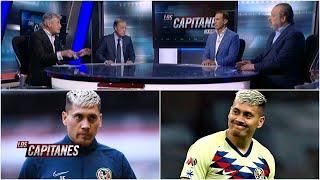 ÚLTIMO MOMENTO: Nico Castillo será OPERADO, ROTURA del TENDÓN del jugador de América | Los Capitanes