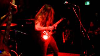 VENGENCE-Born Beneath The Blade live @ The Cobalt Cafe