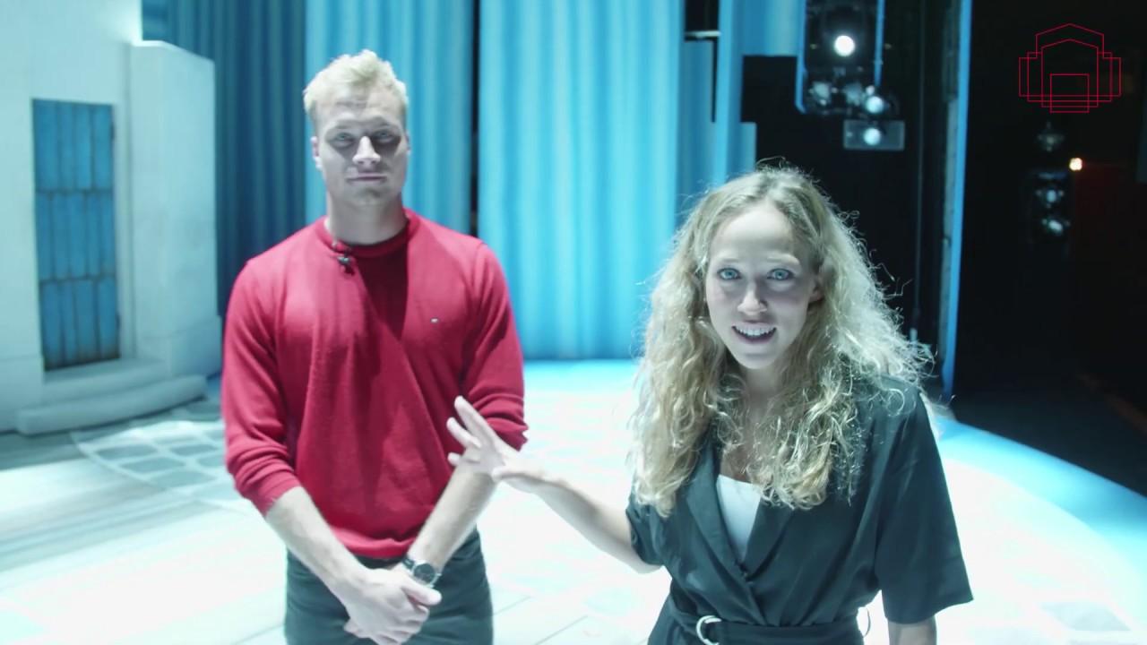 Alte Oper Backstage Mamma Mia Das Musical Mit Den Hits Von Abba Youtube