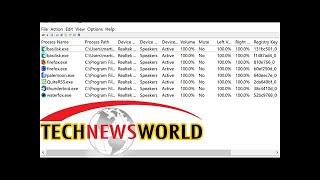 Control the volume of individual Windows programs - gHacks Tech News