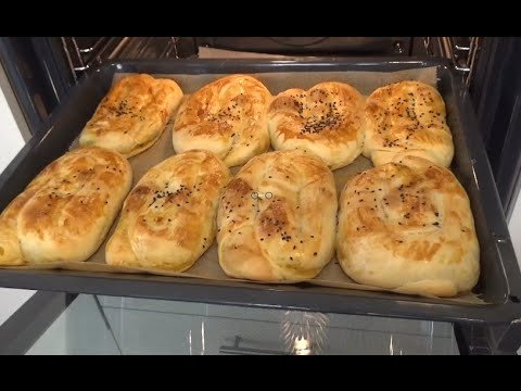 Patatesli Börek Tarifi(El açması kolay ve cok lezzetli) -Hatice Mazi