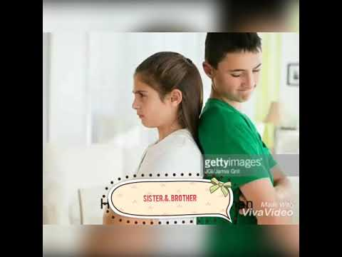 Best Hindi Video Song Brother And Sisters 👩👩👦