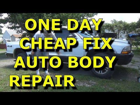 One Day Cheap Fix Auto body repair