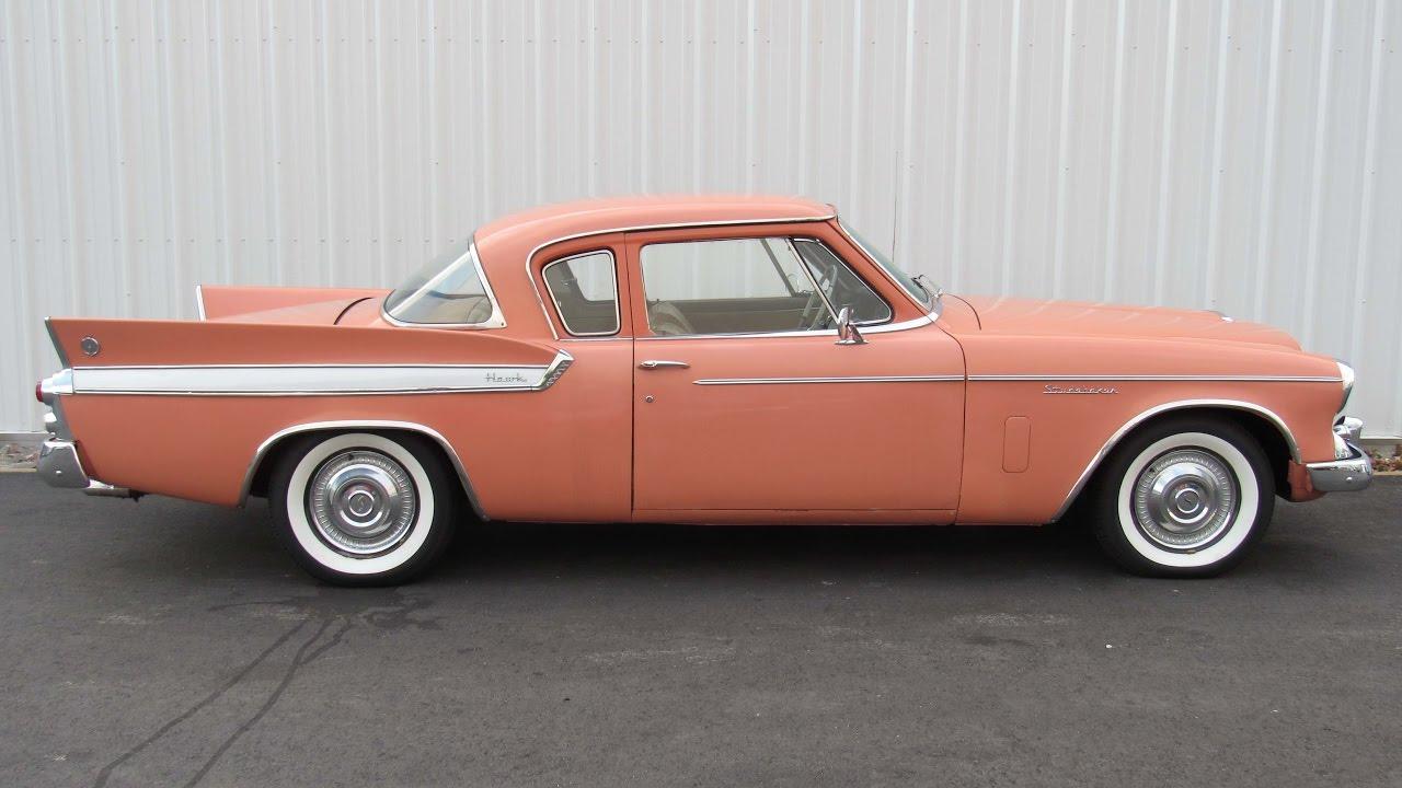 1961 Studebaker Hawk For Sale Or Trade Motorland Motorlandamerica