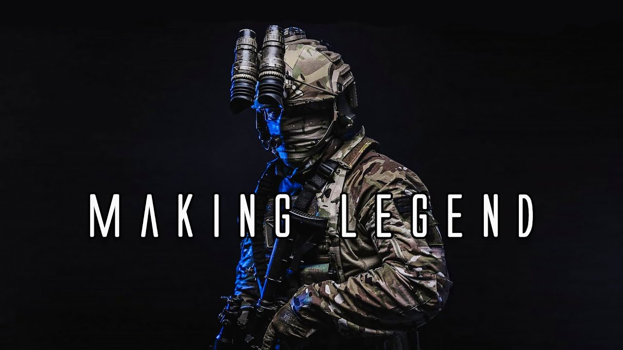 "Military Motivation - ""Making Legend"" (2020)"