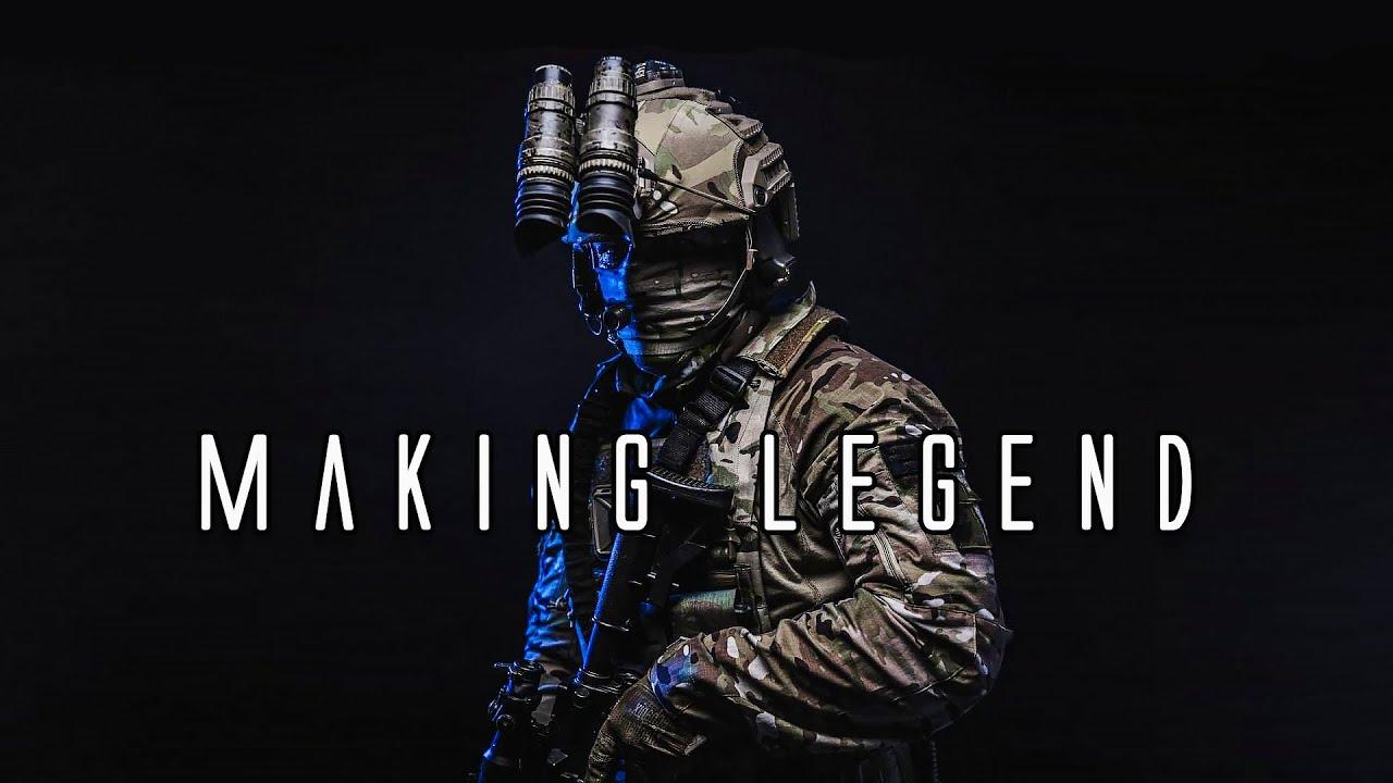 "Military Motivation - ""Making Legend"" (2020)"