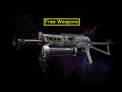 Far Cry 4 Signature Weapon Guide Predator Sniper Rifle