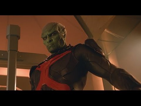 Martian Manhunter On Supergirl!!!!! - YouTube