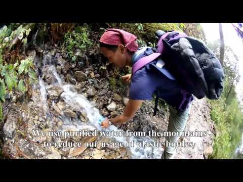 Eco-trekking Nepal