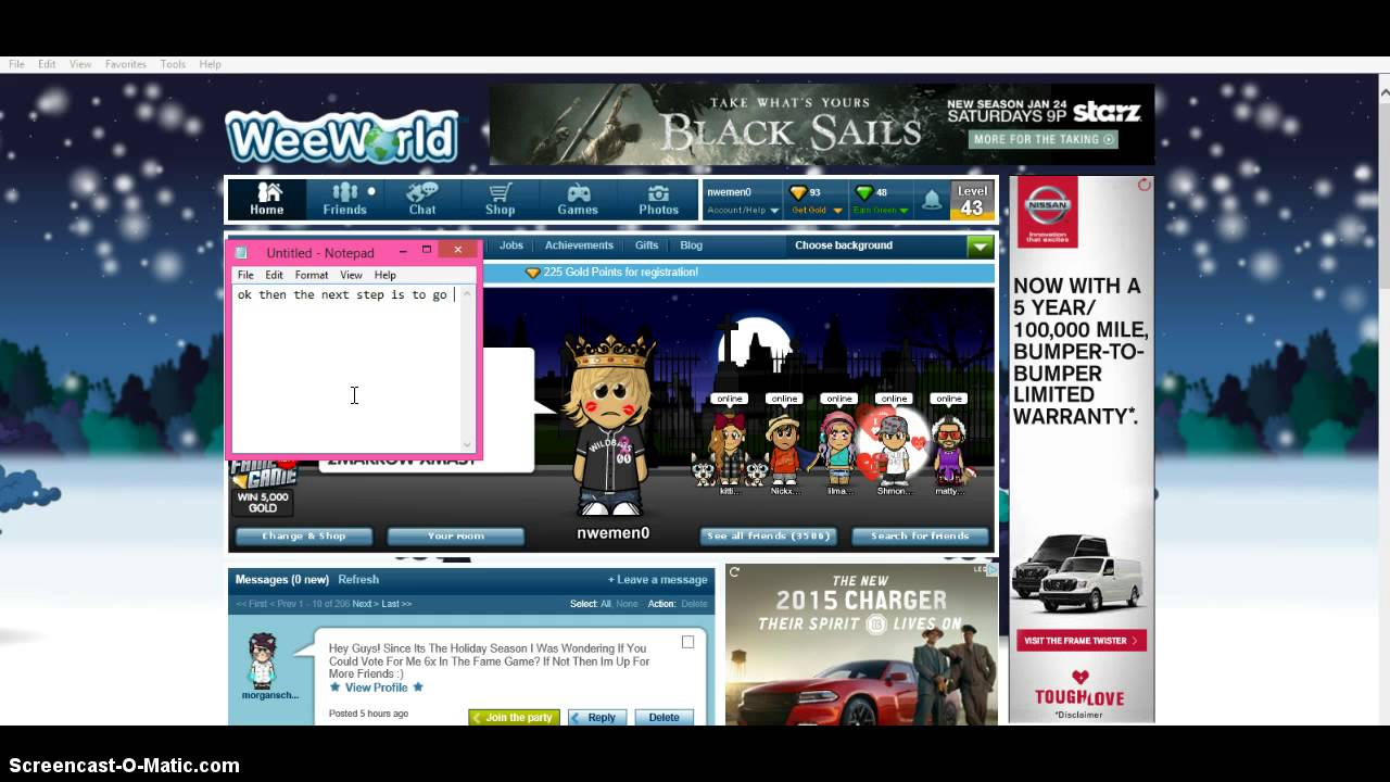 (OFFICIAL) HOW TO GET FREE VIP ITEMS ON WEEWORLD - YouTube