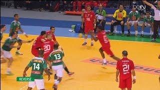 كرة اليد l الجزائر و تونس l نهائي بطولة افريقيا للرجال Handball l Algeria vs Tunisia