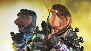no one plays mirage anymore, except for this guy in apex legends