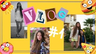 Vlog # 1 .  Египет