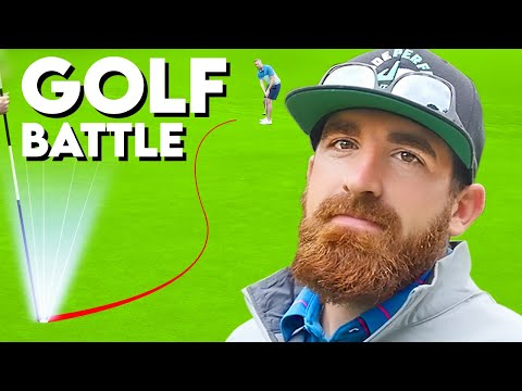 Dude Perfect Course Vlog - Tyler, Rick vs Cody, Pete - Burhill Golf Club