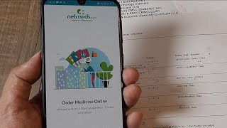 how to order medicines online on netmed step by step (Hindi) screenshot 2