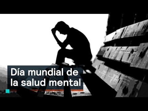 Salud: Las enfermedades mentales van en aumento en México - Noticias con Karla Iberia