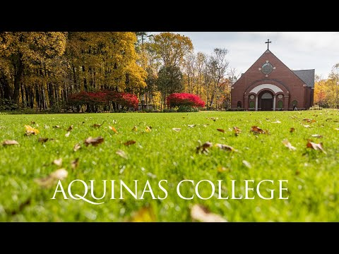 An Easter message from Aquinas College 🌷🐰🐣❤️