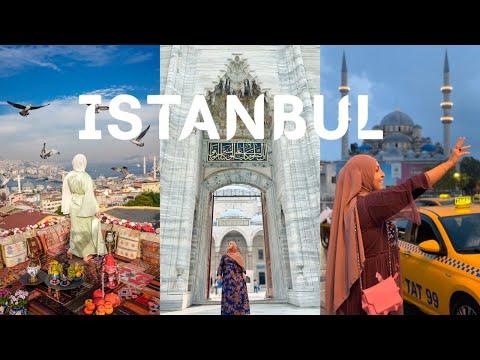 MAGNIFIQUE ISTANBUL ! TRAVEL VLOG