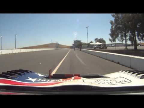 2014 Thunderhill Test Davy Jones Factory Five Racing GTM