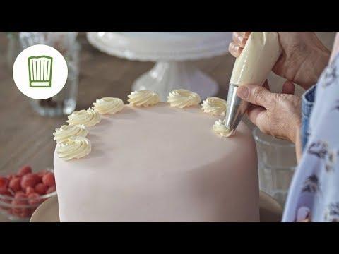 Torten hübsch dekorieren - 5 Tipps vom Profi | Chefkoch.de