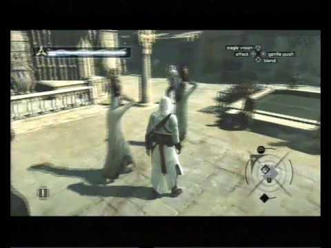Assassin's Creed, Career 129, Jerusalem, Rich District, Intimidation