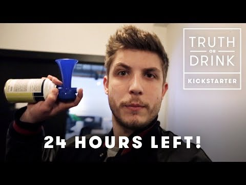24 Hours Left to Buy Truth or Drink! | Truth or Drink | Cut