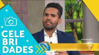Fabián Ríos nos cuenta el secreto de una familia feliz | Un Nuevo Día | Telemundo
