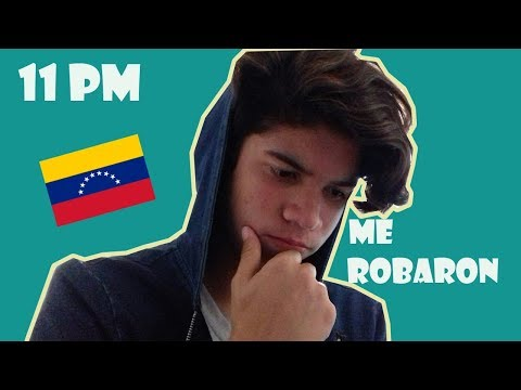 ME ROBARON EN VENEZUELA #STORYTIME