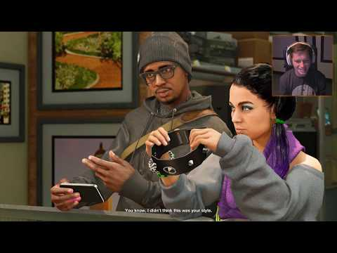 Watch Dogs 2 DLC - Part 7 - No Compromise