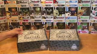 Game Stop Funko Mystery Box Black Friday Unboxing & Review