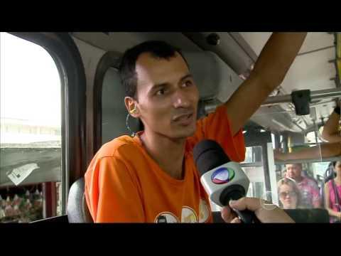 JE 1º Edição - Ônibus do transporte coletivo retornam as ruas normalmente nesta manhã