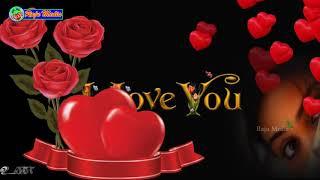 I Love You Enra Alagiya varthai avvalavu elitha what's app status song