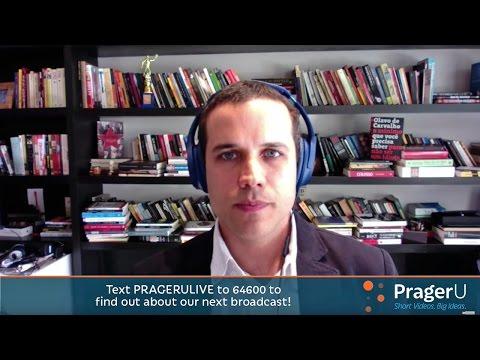 PragerU Live: Felipe Moura Brasil (4/3/17)