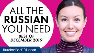 Your Monthly Dose of Russian - Best of December 2019