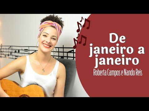 De janeiro a janeiro - Roberta Campos e Nando Reis  Cover Daniele Souza