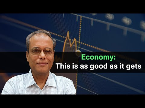 Economy: This Is As Good As It Gets