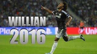 Willian - Crazy Goals & Skills | HD