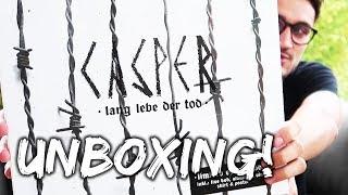 Casper - Lang Lebe Der Tod | Deluxe Box Unboxing!