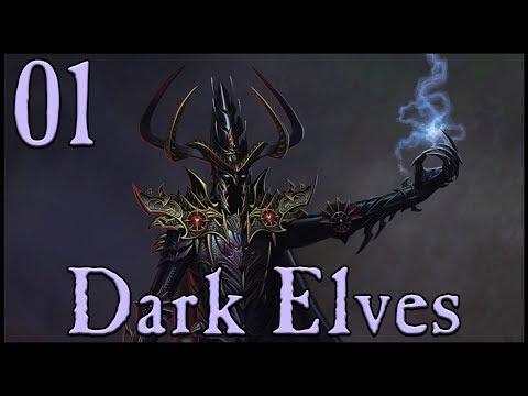 Warsword Conquest - Dark Elves E01 (Warband Mod)