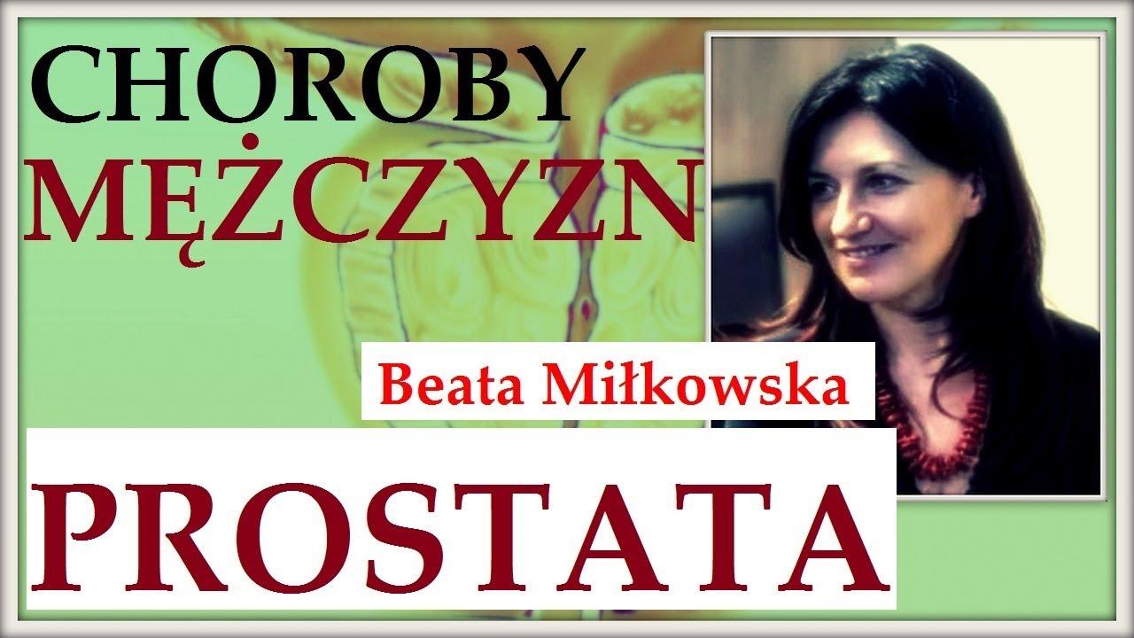 CHOROBY MĘŻCZYZN - PROSTATA - Beata Miłkowska - 09.12.2018 r.© VTV