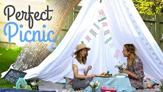 The Perfect Picnic Party | Zoella