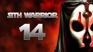 Sith Warrior - Part 14 (SAND DEMON - Star Wars: The Old Republic SWTOR Let's Play Gameplay)