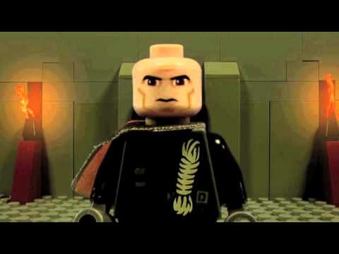 Lego Trailer: Bane of the Sith - Path of Destruction