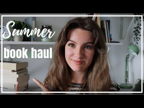 Summer Book Haul 2018!