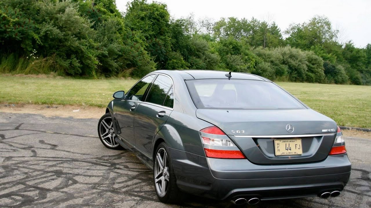 2008 mercedes benz s63 amg youtube for 2008 mercedes benz s63