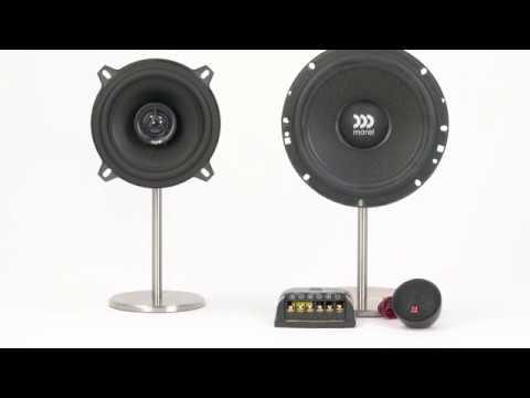 Morel Maximo car speakers | Crutchfield video