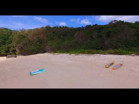 [4K] 垣の内ビーチ  Drone Footage   okinawa islands Japan 沖縄 ドローン