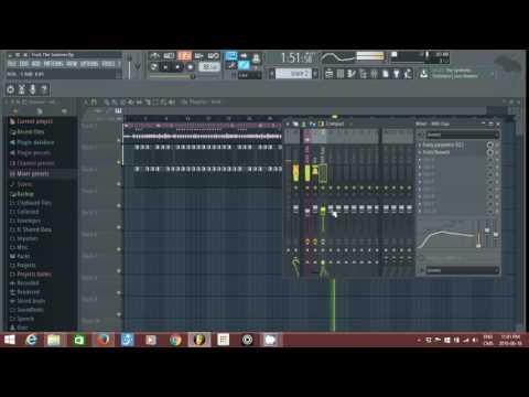Kanye West - School Spirit (FL Studio Remake)