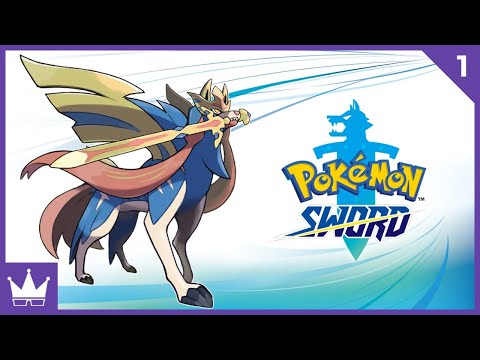 Twitch Livestream | Pokemon Sword Part 1 [Switch]
