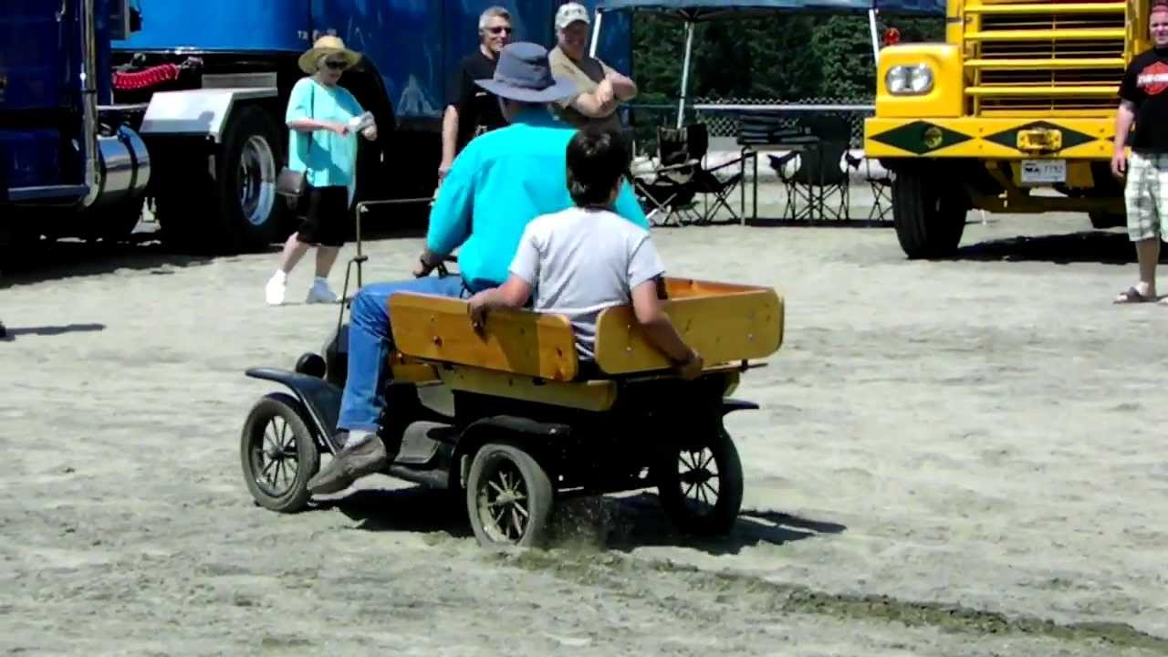 Ford Model T Mini Antique Truck Show ,Duncan BC,2012 - YouTube